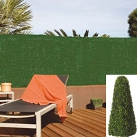 Artificial Hedging & Topiary