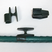 Plant Stake Clips