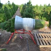 Christmas Tree Netting & Funnels