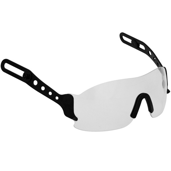 JSP EVOspec Clear - Anti-Mist Safety Glasses