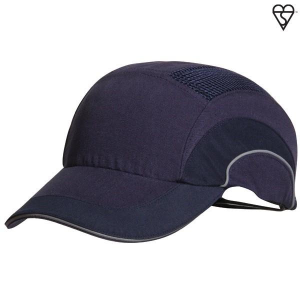 JSP Hardcap A1+ (Standard Peak) - Navy