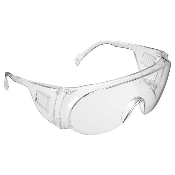 JSP Martcare M9200 Visispec Safety Glasses - Clear