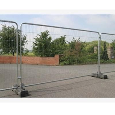 Galvanised Metal Anti Climb Fencing Panels