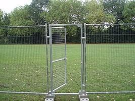 Pedestrian Gate for Anti Climb Fence