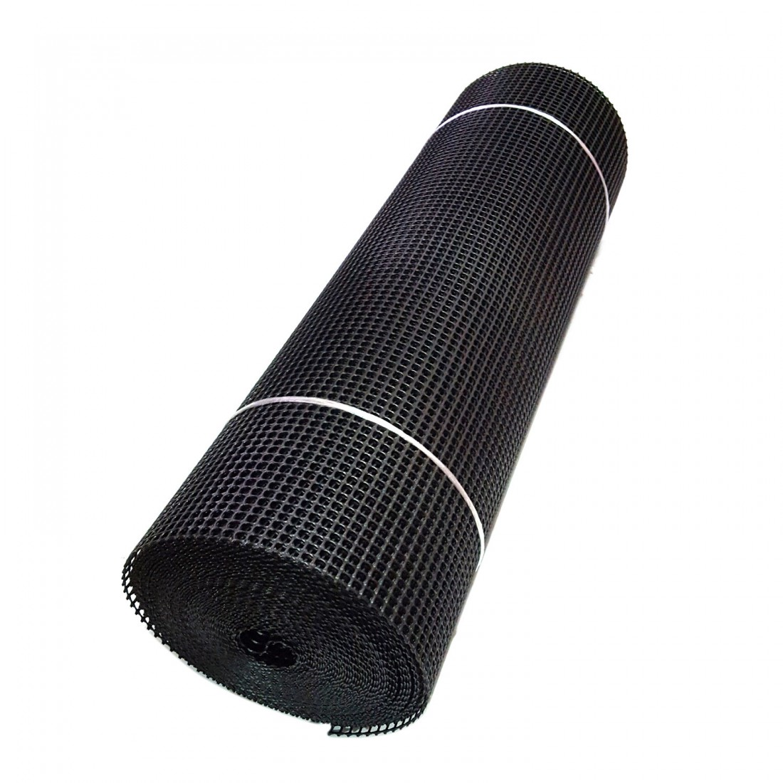 Heavy Duty Windbreak Fence Extruded Square Mesh Black
