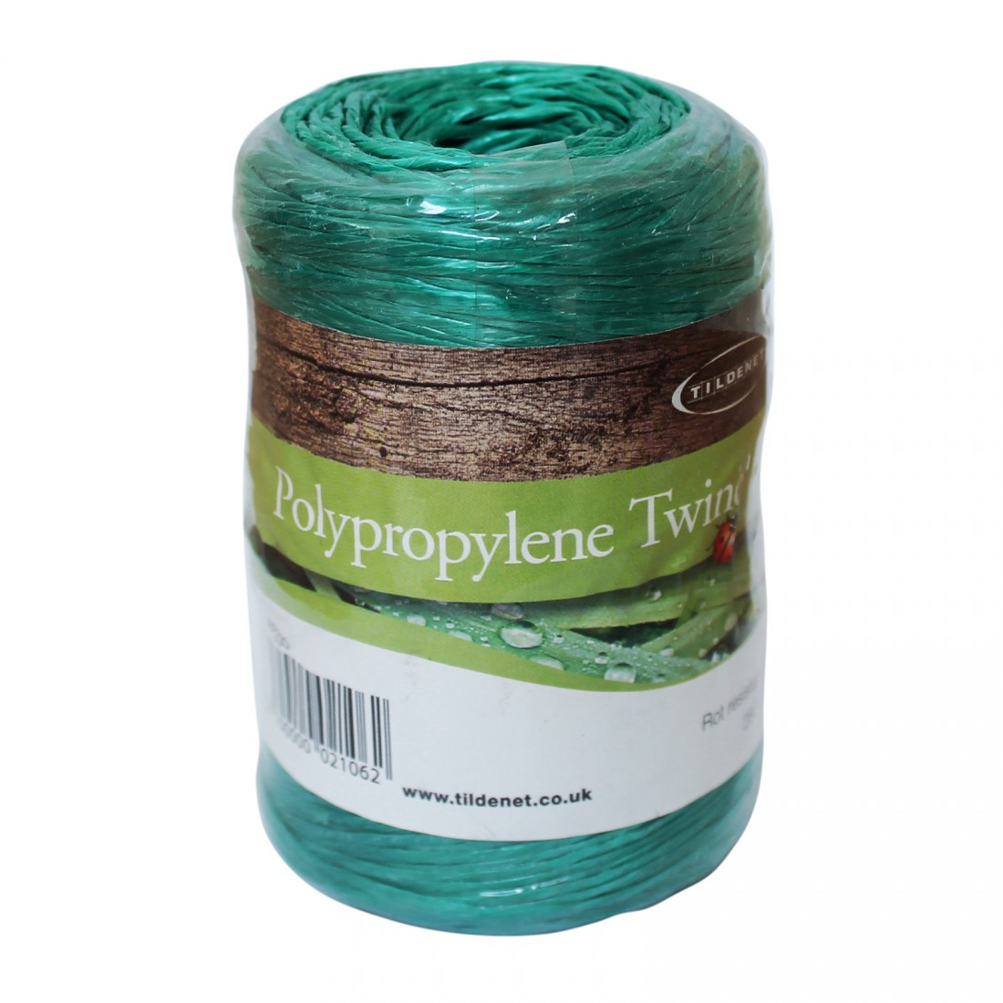 Green Polypropylene Garden Twine String - 200 grams