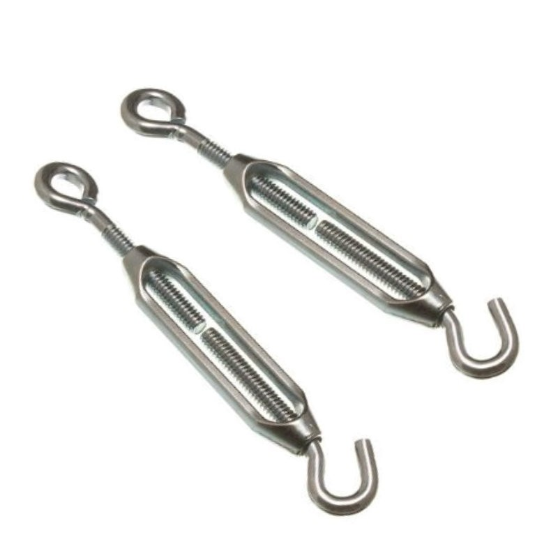 Barrel Strainer Turnbuckle - Pack of 2 - Medium or Larg
