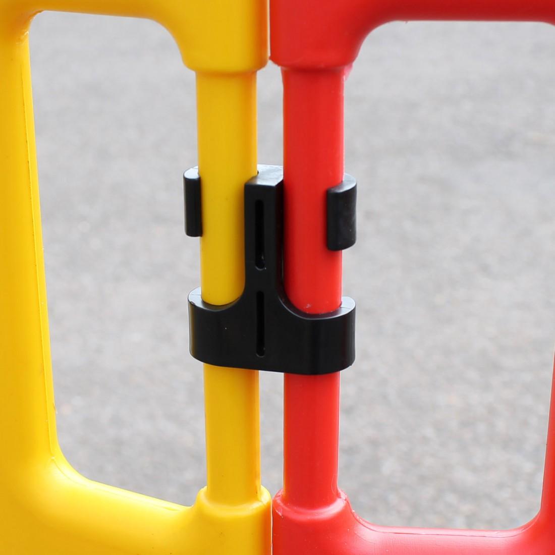 Oxford Safegate Folding Communication Manhole Plastic Barrier - Hinge Clip