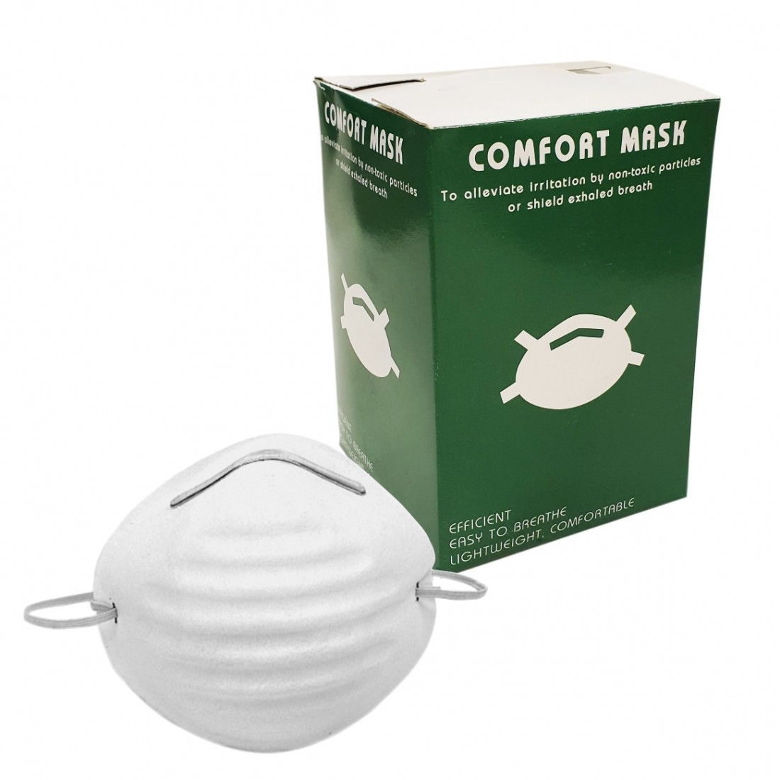 Comfort Dust Face Mask - 50 Pack
