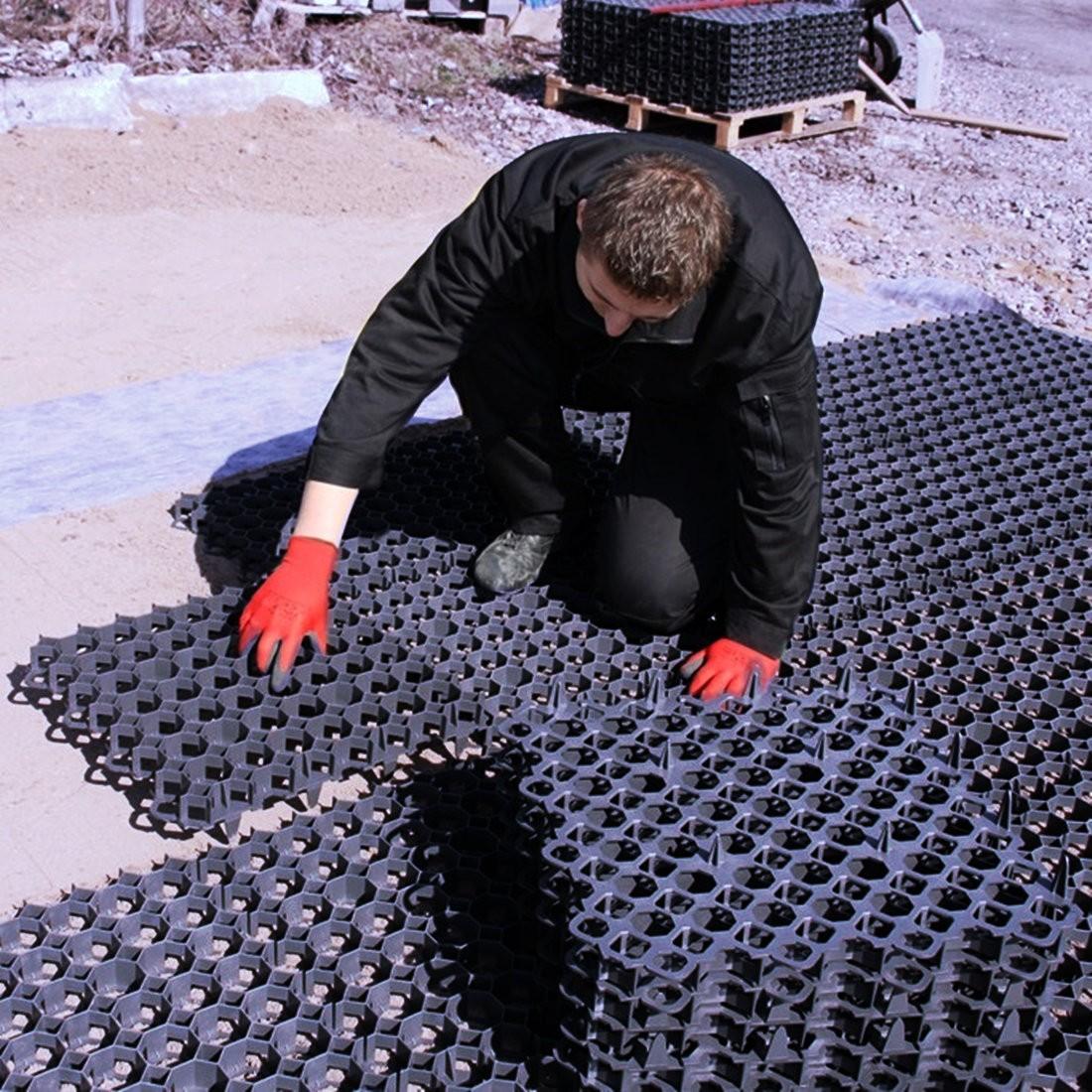 Truegrid Porous Ground Paving Grid By Sqm