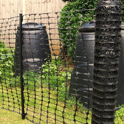Temporary Fence Kit Up To 50m Choice Of Colours