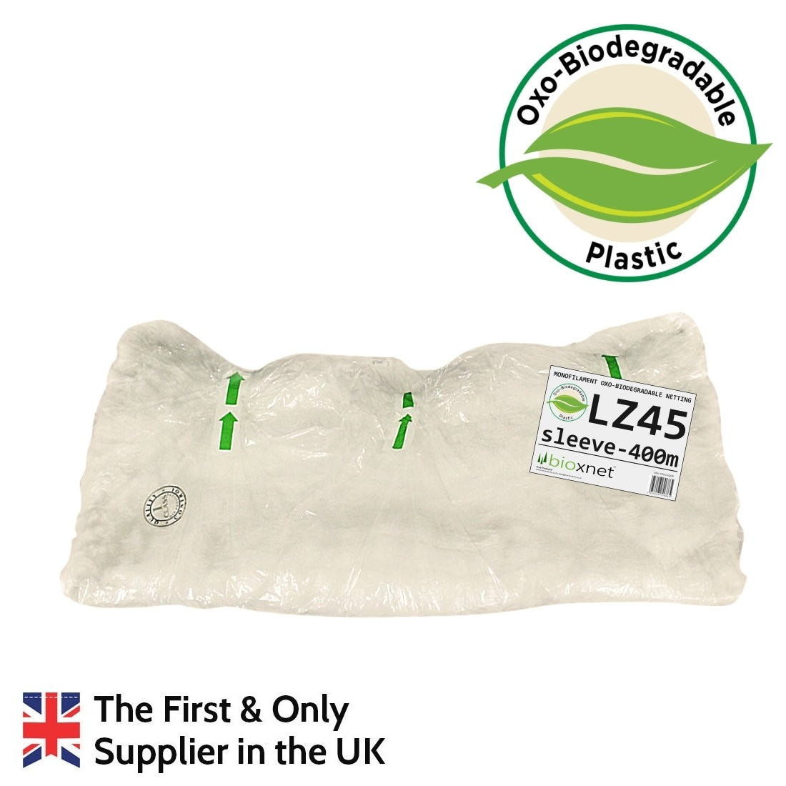 BioXnet Biodegradable Christmas Tree Netting LZ