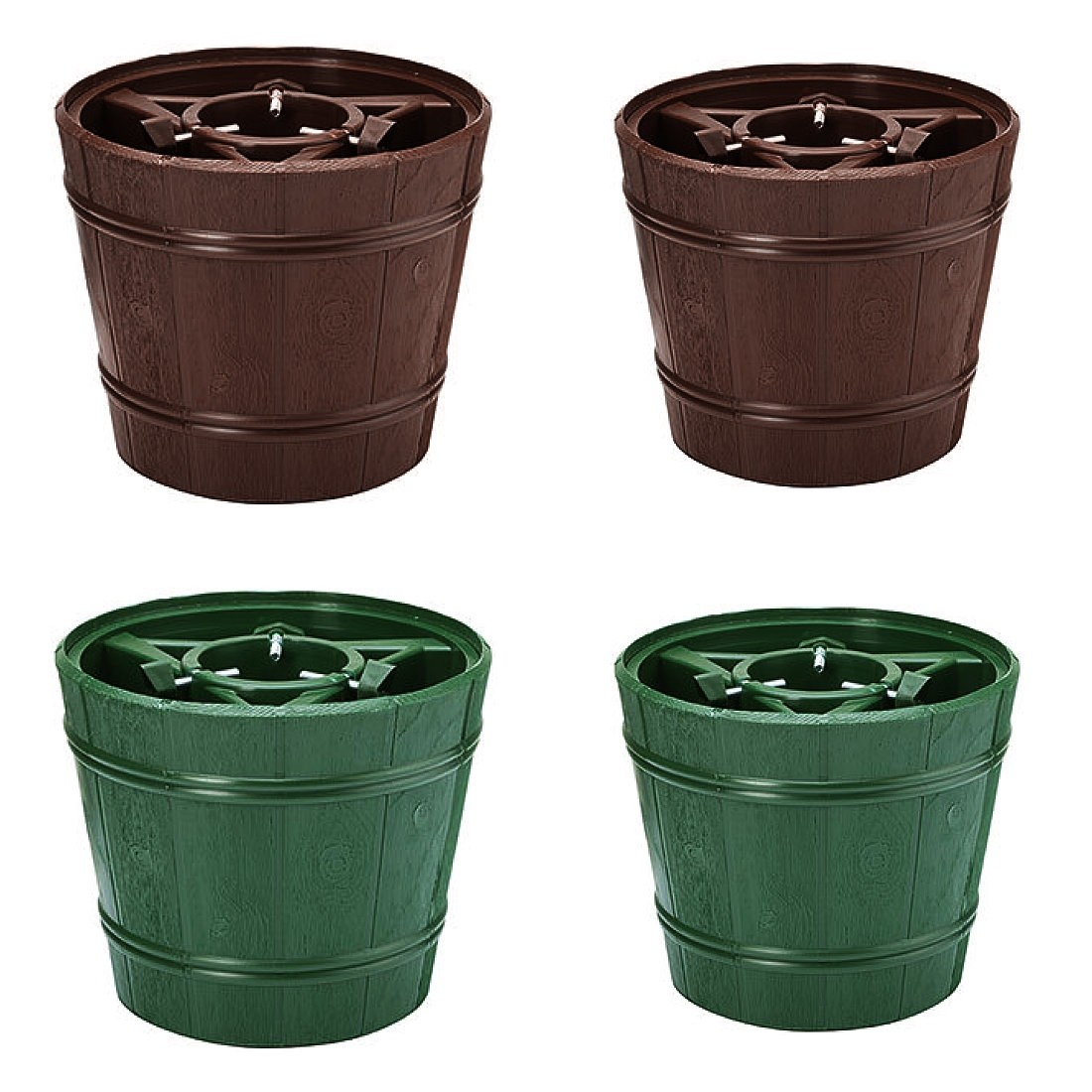 Holly Barrel Christmas Tree Stands