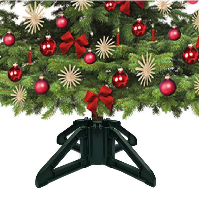 true 4 leg christmas tree stand for real trees up to 8ft