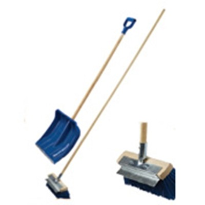 Adult Snow Shovel & Brush Set