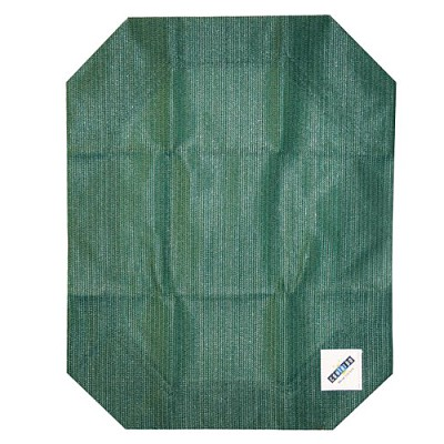 Coolaroo Raised Pet Bed Replacement Covers - Brunswick Green