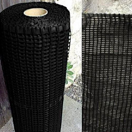 60% Windbreak Fencing High Strength - Black - 1m x 30m - 24 Rolls