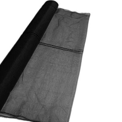 35% Knitted Windbreak Netting - Black