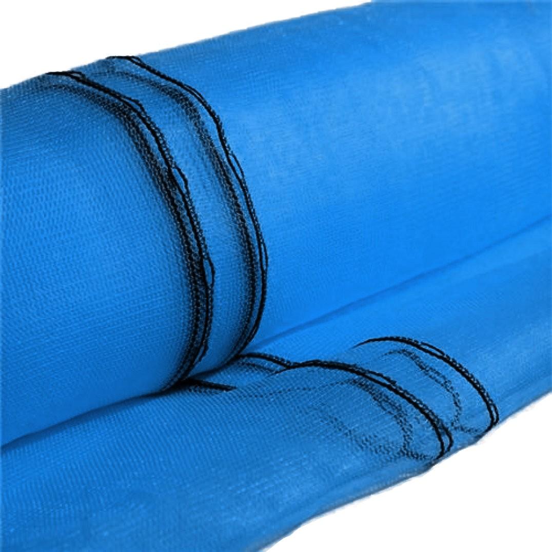 Scaffold Debris Netting Blue