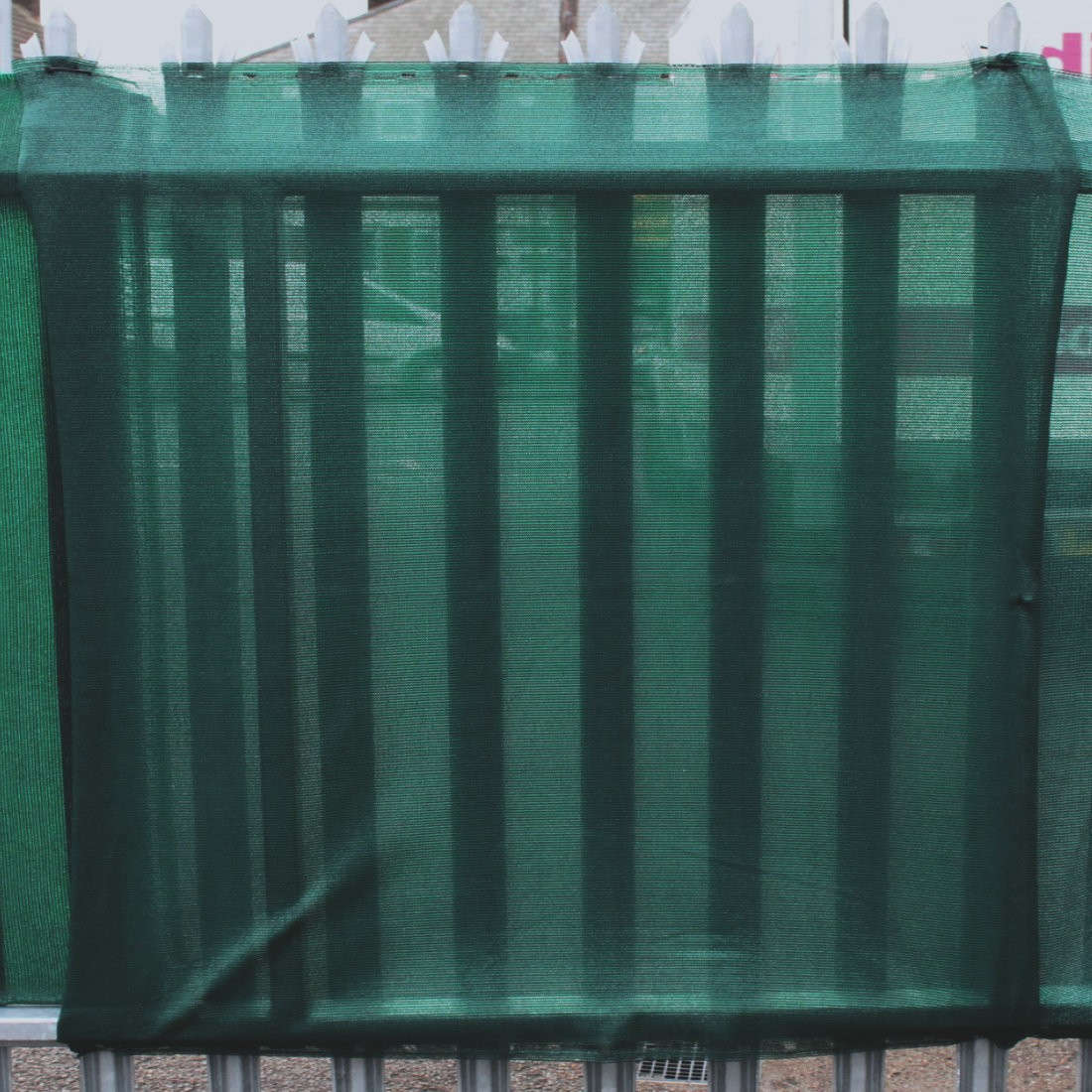 95% Shade Netting also for Privacy Screening