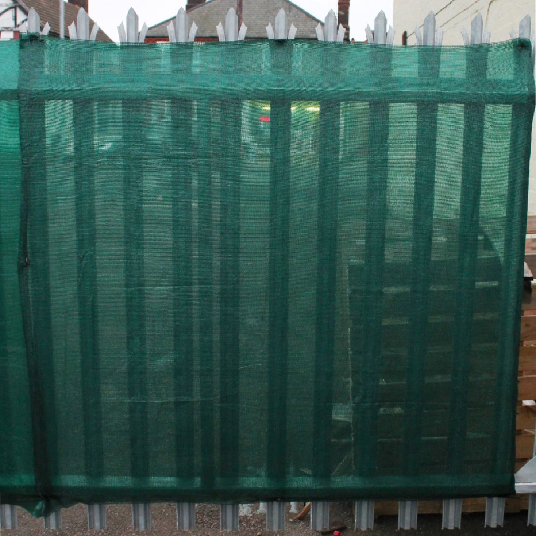 80% Shade Netting for Privacy - 1m, 1.5m or 2m High - 50m Roll
