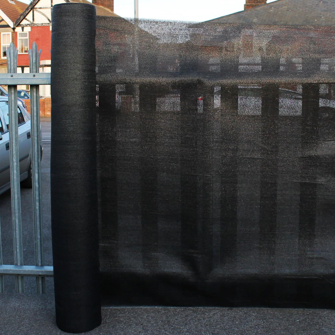 Fire Retardant Stage Netting 90% Shade Netting also for Privacy Screening 2m x 50m