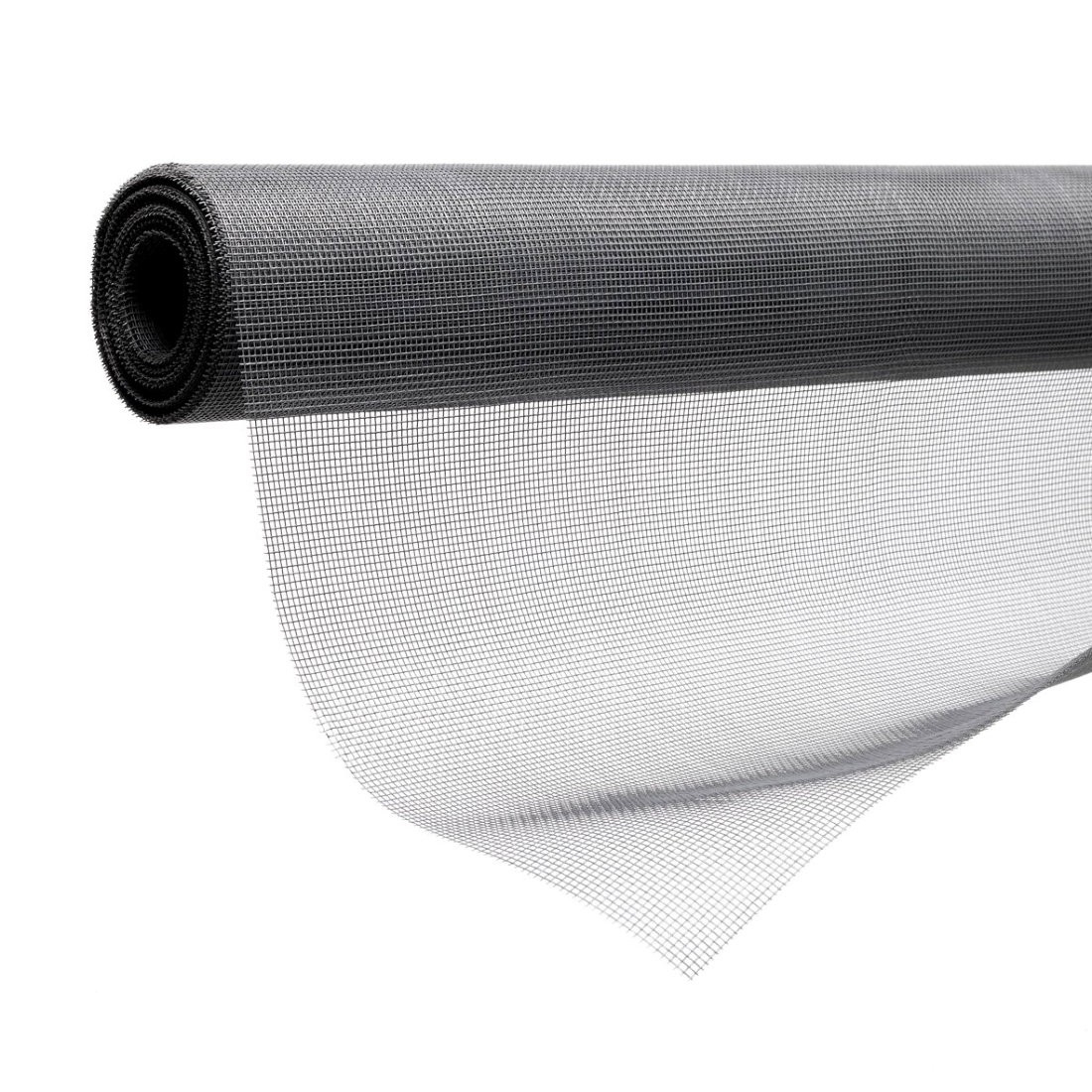PVC Coated Fibreglass Insect Mesh Netting - 30m Roll