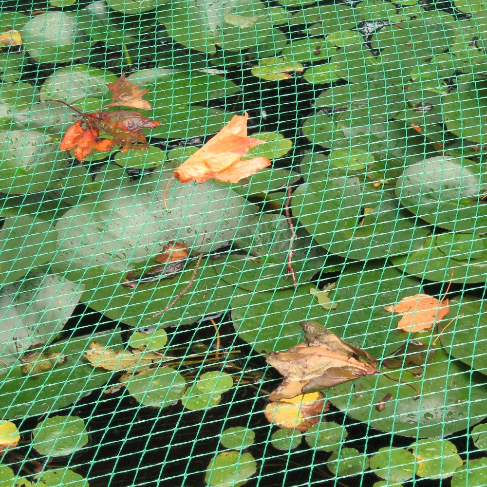 Pond Garden Netting - Green