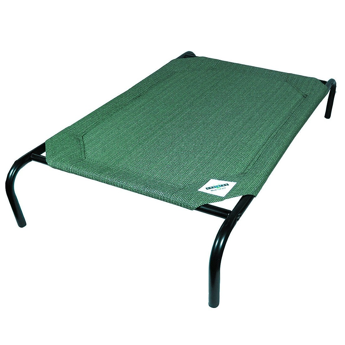 Green Coolaroo Pet Bed
