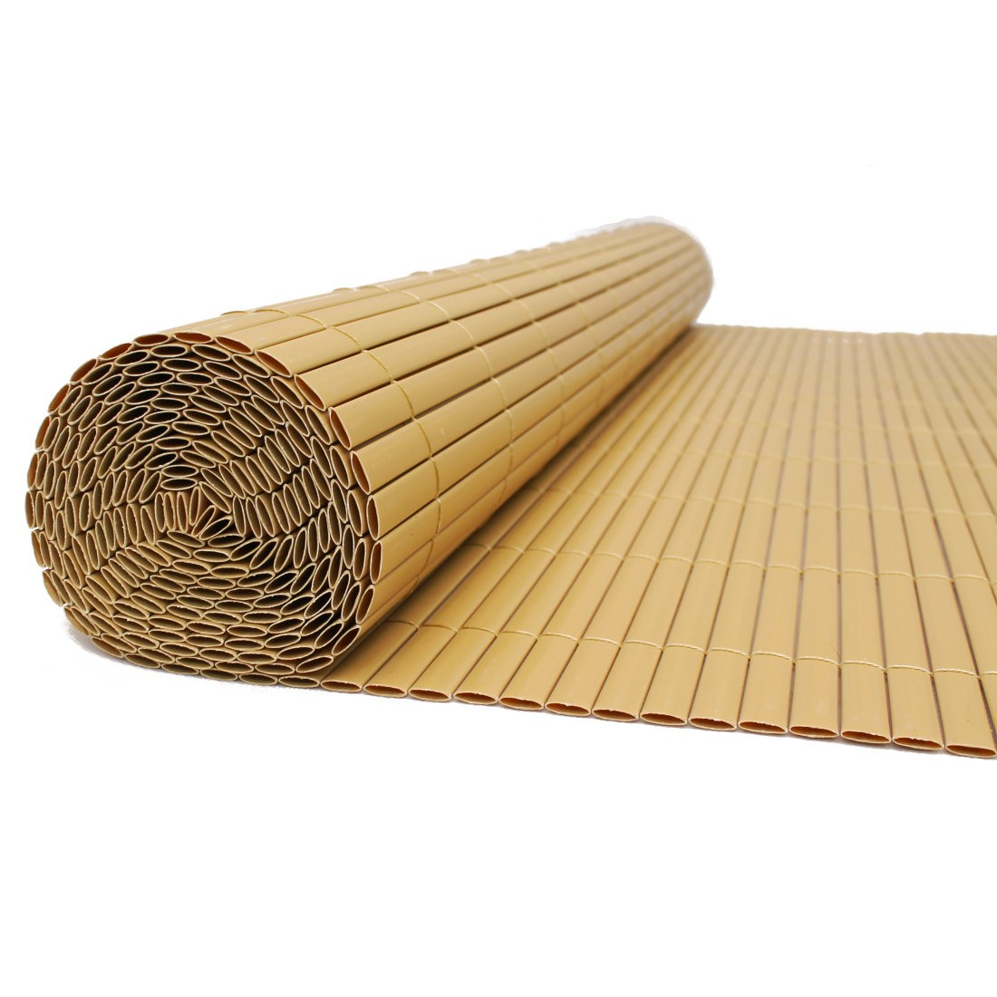 Artificial Bamboo Screening Two Sided 4m Long