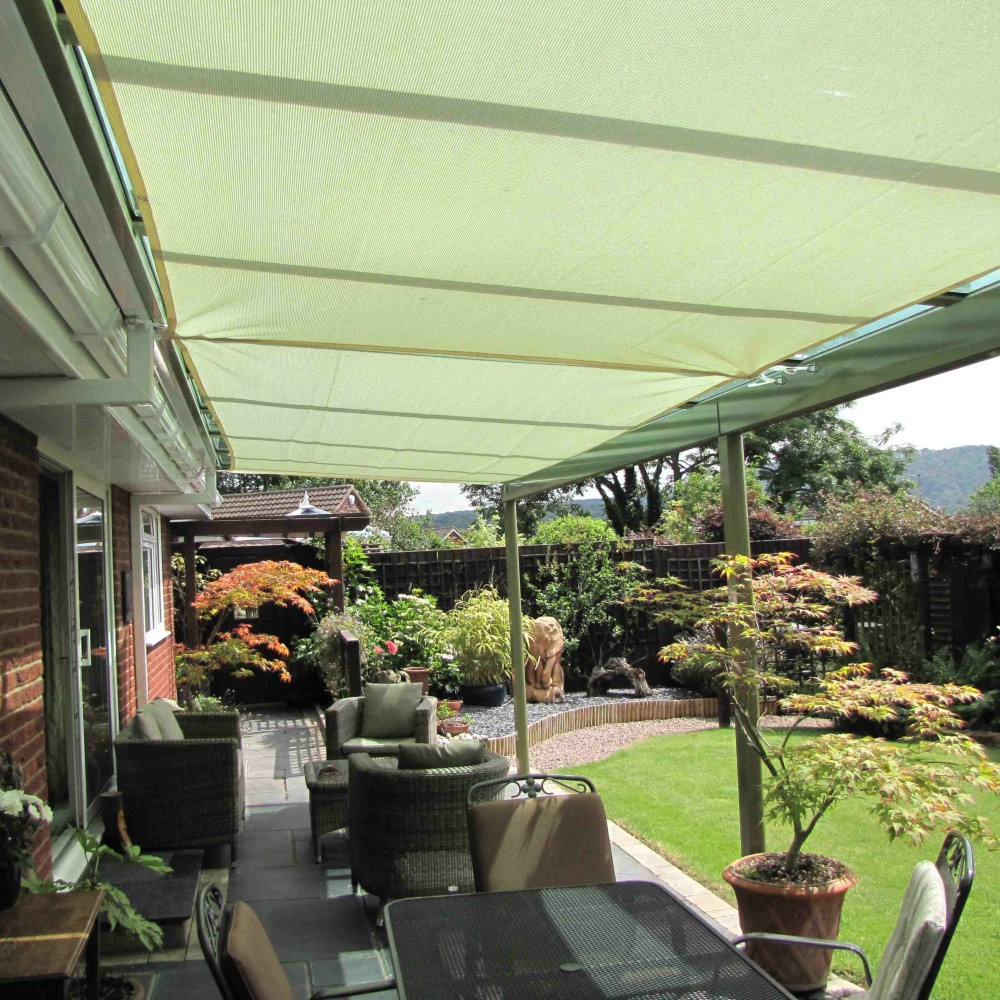 Coolaroo Commercial 95 Shade Sail Material Range Of