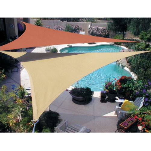 Coolaroo Shade Sail Triangles