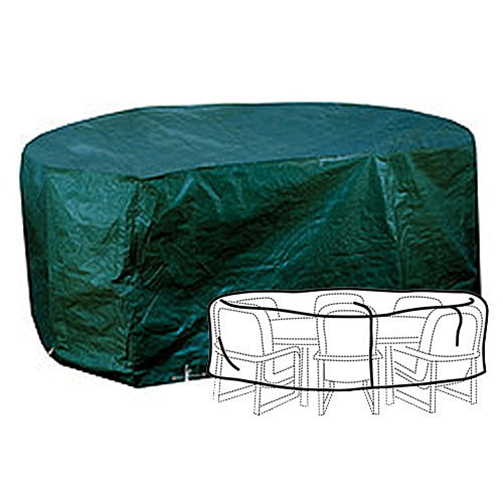 oval patio set cover m l