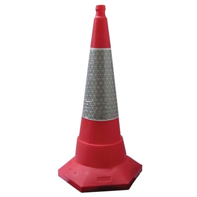 Road Cone / Traffic Cone 750mm 1 part