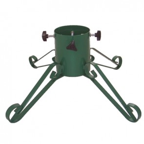 Traditional Wrought Iron Style Christmas Tree Stand