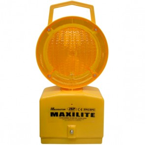 Maxilite LED Hazard Warning Flashing Lamp - LED - Photocell