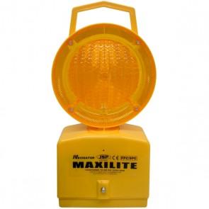 Maxilite LED Hazard Warning Flashing Lamp - LED - Photocell
