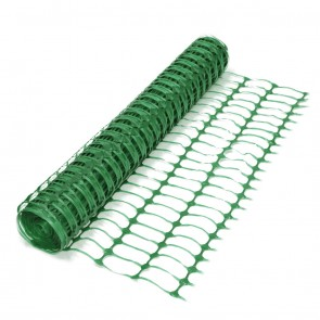 Green Temporary Fencing 50m Roll