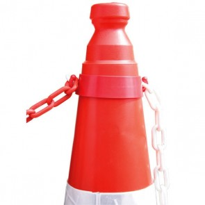 Plastic Chain Holder for Road Cones
