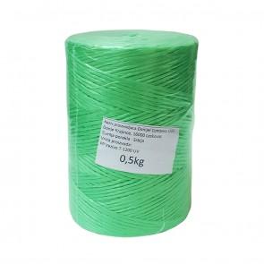 Green Polypropylene Baling Twine T-1200 500g Spool