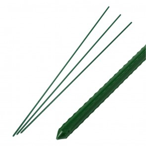 Green Plant Support Stakes Fencing Pins