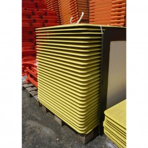 Safe Trench Cover - Yellow - Pallet of 30