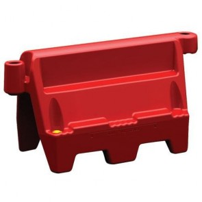 JSP Roadbloc Traffic Separator Non-Reflective Red