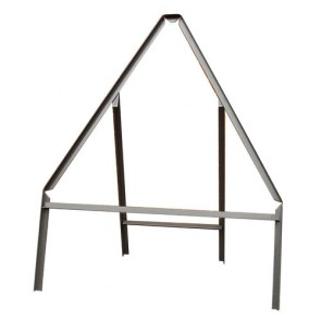 Metal Road Sign Frame - 750mm Triangle