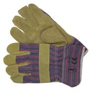 JSP Leather Faced Canadian Rigger Gloves
