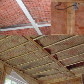 Roof Insulation Support Netting Anti Bird Animal Net - 100m