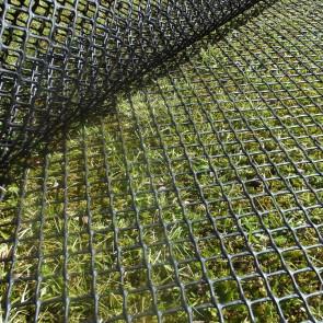 Ground Stabilisation Mesh 2m x 30m - Black