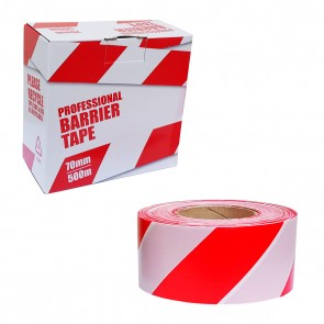 Professional  Barrier Tape Red & White