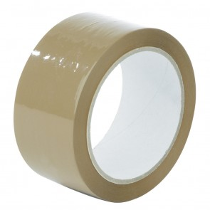 Parcel  / Packaging Tape - Brown - Premium Grade