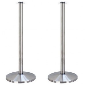 2 x True Value Posts for Rope - Stainless Steel
